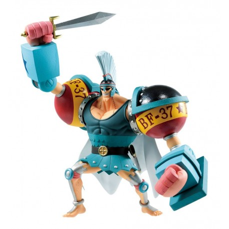 Figurine One Piece Film Stampede Ichibansho Franky