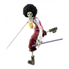Figurine One Piece Film Stampede Ichibansho Brook *PRECO*