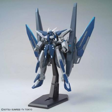 Maquette Gundam HG BD 1/144 GN-011Z Gundam Zerachiel