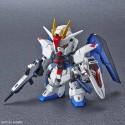 Maquette SD Gundam SEED Cross Silhouette ZGMF-X10A Freedom Gundam