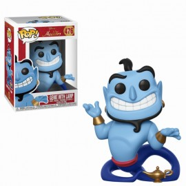 Figurine Disney Aladdin POP! Le Génie avec la Lampe