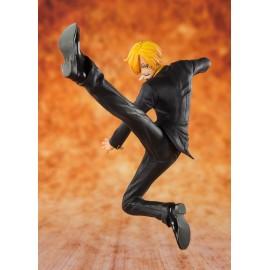 Figurine One Piece Figuarts Zero Black Leg Sanji