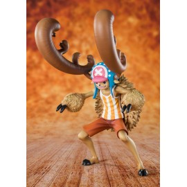Figurine One Piece Figuarts Zero Cotton Candy Lover Chopper Horn Point Version