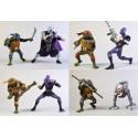 Pack de 8 figurines Tortues Ninja *PRECO*