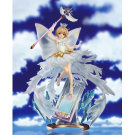 Figurine Cardcaptor Sakura : Clear Card-hen 1/7 Sakura Kinomoto : Hello Brand New World