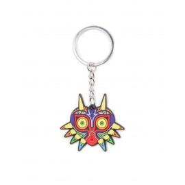 The Legend of Zelda porte-clés caoutchouc Majora's Mask