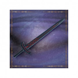 Fate Stay Night Heavens Feel Dark Excalibur Replica