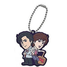 Porte-clés City Hunter Movie Rubber Mascot Pendentifs A