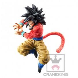 Figurine Dragonball GT Son Goku SSJ4 x10 Kamehameha