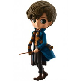 Figurine Harry Potter Q Posket Newt Scamander