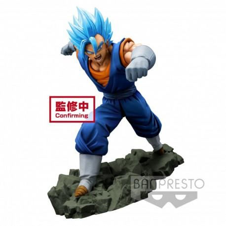 Figurine Dragon Ball Z Dokkan Battle Vegetto SSJ Blue