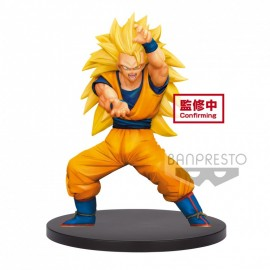 Figurine Dragon Ball Super Chosenshiretsuden Sangoku SSJ3