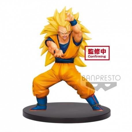 Figurine Dragon Ball Super Chosenshiretsuden Sangoku SSJ3