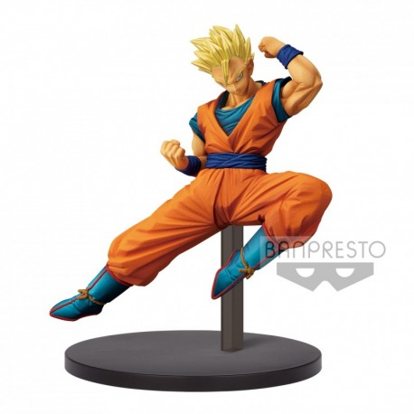 Figurine Dragon Ball Super Chosenshiretsuden Sangohan SSJ