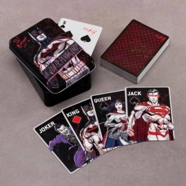 Cartes à jouer DC Comics The Joker