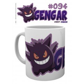 Mug Pokemon Halloween: Gengar Mug