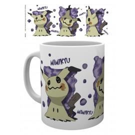 Mug Pokemon Halloween: Mimiku Mug