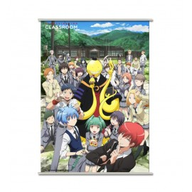 Wallscroll Assassination Classroom Koro & Students