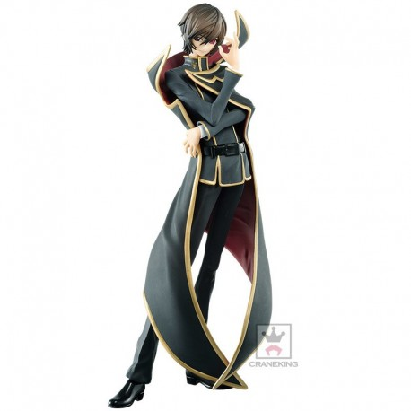 Figurine Code Geass Lelouch Of The Rebellion EXQ Lelouch Lamperouge Version 2