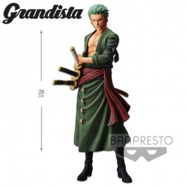 Figurine One Piece Grandista The Grandline Men Roronoa Zoro