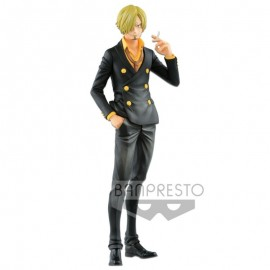 Figurine One Piece Grandista The Grandline Man Sanji