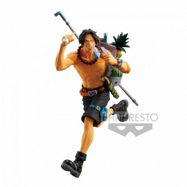 Figurine One Piece Portgas D. Ace Enthusiast Version