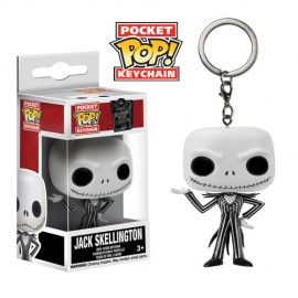 Porte-clés Pocket POP! Disney Jack Skellington