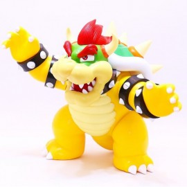 Figurine Super Mario Brothers Ultra Big Action Bowser