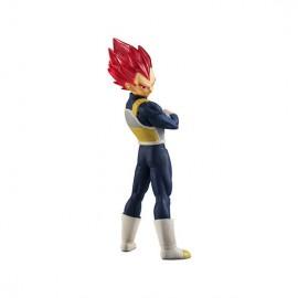 Figurine Gashapon Dragon Ball Super Broly HG Series 01 Vegeta SSJ God