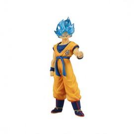 Figurine Gashapon Dragon Ball Super Broly HG Series 01 Son Goku SSGSS