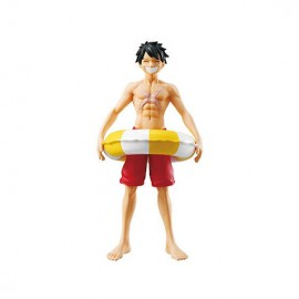 Figurine Gashapon One Piece Gasha Portraits 02 Luffy