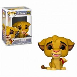Figurine Disney Lion King POP! Simba