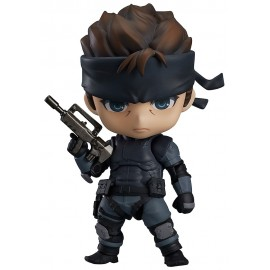 Figurine Metal Gear Solid Nendoroid Solid Snake