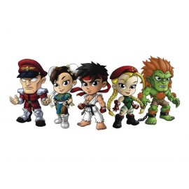Figurine Street Fighter Lil Knockouts série 1