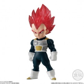 Figurine Dragon Ball Super Broly Bandai Shokugan Dragon Ball Adverge 9 Vegeta SSJ God