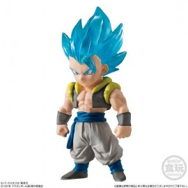 Figurine Dragon Ball Super Broly Bandai Shokugan Dragon Ball Adverge 9 Gogeta SSGSS