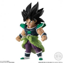 Figurine Dragon Ball Super Broly Bandai Shokugan Dragon Ball Adverge 9 Broly