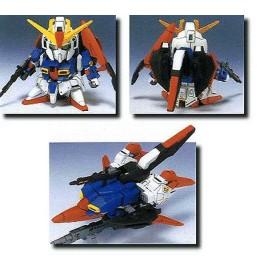 Maquette SD Gundam MSZ-006 Zeta Gundam