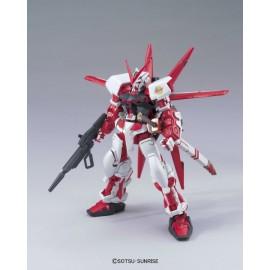 Maquette Gundam HG 1/144 MBF-P02 Gundam Astray Red Frame Flight Unit