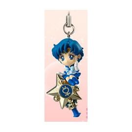Figurine pendentif Sailor Moon Twinkle Dolly Volume 1 Sailor Mercury