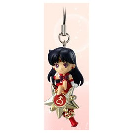 Figurine pendentif Sailor Moon Twinkle Dolly Volume 1 Sailor Mars