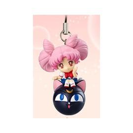 Figurine pendentif Sailor Moon Twinkle Dolly Volume 1 Chibi Moon