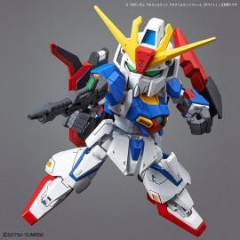 Maquette SD Gundam Cross Silhouette MSZ-006 Zeta Gundam