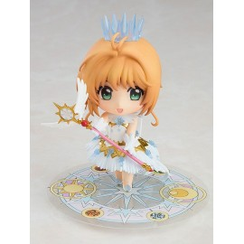 Figurine Cardcaptor Sakura Clear Card Nendoroid Sakura Kinomoto Clear Version
