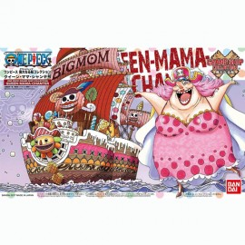 Maquette One Piece Grand Ship Collection Queen Mama Chanter