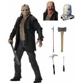 Figurine Friday the 13th: Ultimate Jason (2009) Action Figure