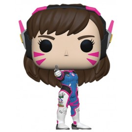 Figurine Overwatch POP! D.Va