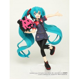 Figurine Vocaloid Hatsune Miku Taito Uniform Version 2