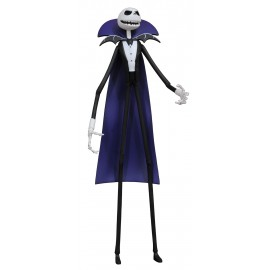Figurine L'Étrange Noël De Monsieur Jack Select Series 5 Action Figure Vampire Jack