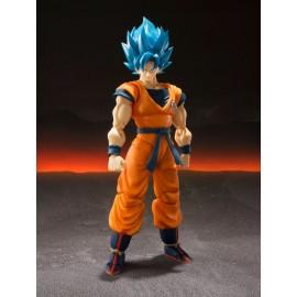 Statuette Dragonball Super Broly S.H. Figuarts Super Saiyan God Super Saiyan Goku Super